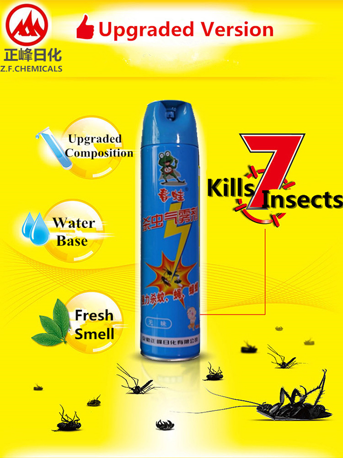 Liquid Mosquito-repellent Incense