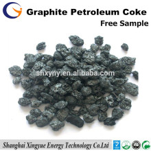 Coca de petróleo de grafite GPC de alto carbono 99% utilizada na fabricação de aço
