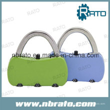 Resettable Combination Travel Mini Padlock