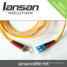 LANSAN высокоскоростной наружный волоконно-оптический кабель GYTA53