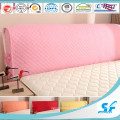 Waterproof Mattress Cover with Zipper Quilted Mattress Topper with Skirt