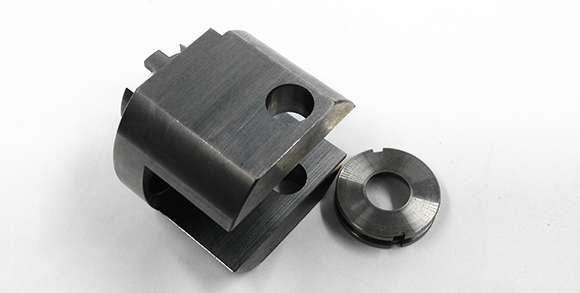 precision metal machining