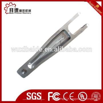 Matériel d'anodisation d'usinage personnalisé fabriqué en précision en aluminium usiné en cnc pour trépied d'appareil photo