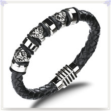 Leather Jewelry Fashion Jewelry Leather Bracelet (LB421)