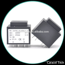 EI 28 Transformador de isolamento pequeno encapsulado