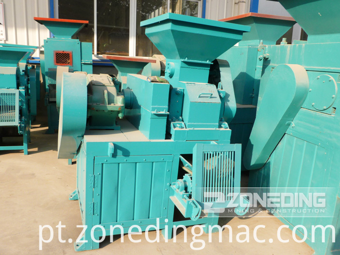 Chromium Powder Briquetting Machine