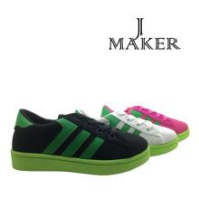 Мода молодой Стиль Повседневная обувь с впрыска PVC (JM2080-Б)