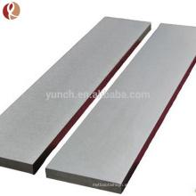 Venta caliente personalizada de la hoja del titanio del niobio
