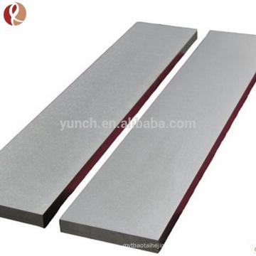 Venda quente da folha titanium personalizada do nióbio