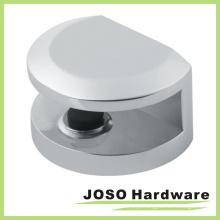 Suporte de latão de porta de vidro para sala de banho (BC608)