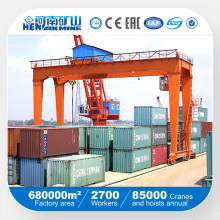 50t Double Girder Container Gantry Crane