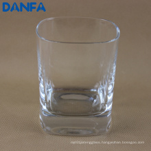 340ml Square Rocks Glass (RG002B)