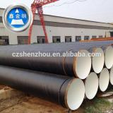 AWWA C203 Spiral Welded Steel Pipe Waste Water
