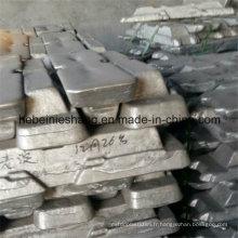 Lingots d'aluminium de haute qualité à 99,7% à vendre
