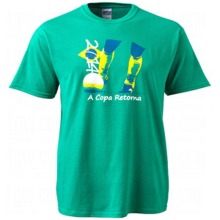 2014 HOT SALE QUALITY SOCCER T-SHIRT CUSTOM T-SHIRT