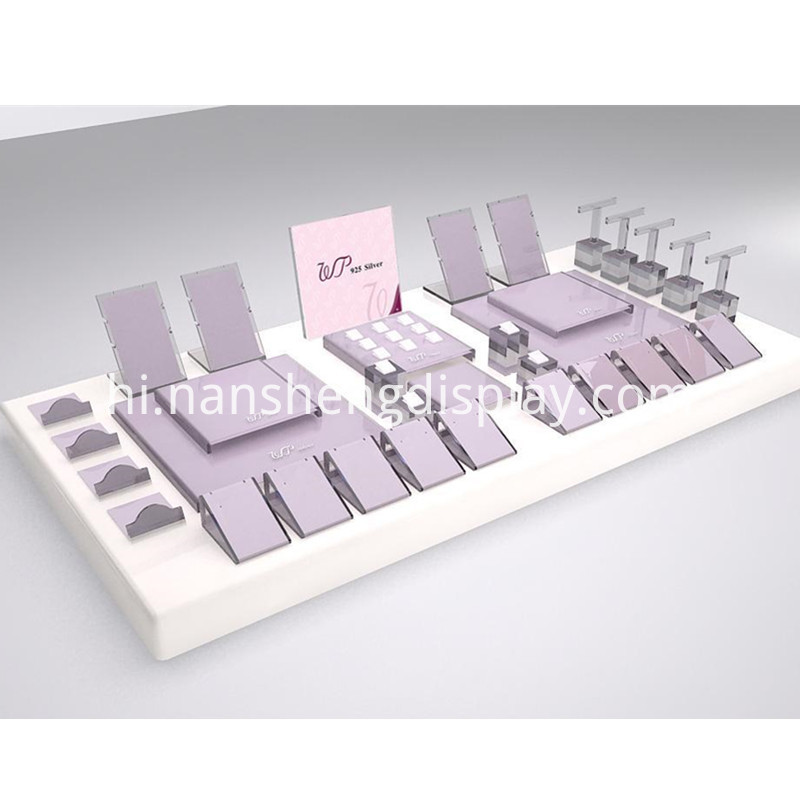 Acrylic Cosmetic Makeup Box