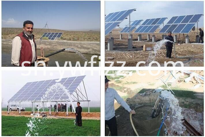 Agricultural Solar Water Pump