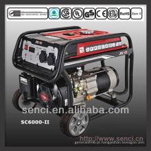 SC6000-II 13 hp 5.5 kva Gerador Elétrico