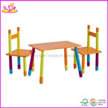 Bureau et chaise de jardin d'enfants (WO8G086)