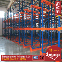 Adaptable Selective cheap industrial commercial shelving racking With Powder Coat Paint Finish
