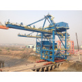 1500T/h Grab Ship Unloader Crane For Coal
