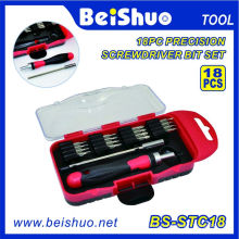Two Screwdriver Head Screwdrivers Bit Set