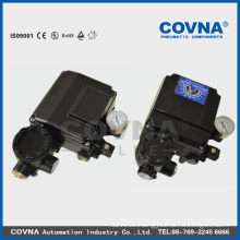 Electric valve/control valve positioner