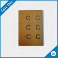 Eco-Friendly Stickets Labels Use para Vestuário Caixas ou Bolsas