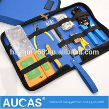 Nylon networking tool bags for cable and network tools cutting, preparation