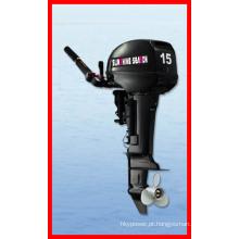 Motor externo de 2 tempos para motor externo marinho e potente (T15BMS)