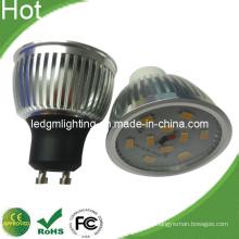 Sumsung SMD 5630 Spot LED 5W GU10 luz del punto (GM-GU10-5W-SS)