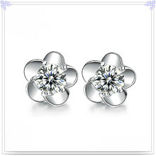 Crystal Earring Fashion Jewelry 925 Sterling Silver Jewelry (SE044)