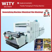 Demetalisierungsmaschine für holographischen Film (Metallisierungsfilm)