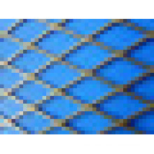 Agujero de diamante Expanded Metal Mesh Sheets Factory