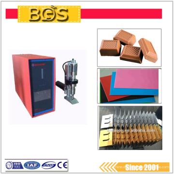 Ultraschallschneidemaschine für Faser oder PET usw. Organische Plastik