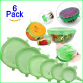 Best Selling Products Conjunto de tampas de silicone