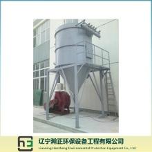 Extractor de humos-2 Bolsa larga Colector de polvo de pulso de baja tensión