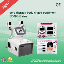 Bd09b Buena pérdida de grasa efecto pérdida Cryolipolysis Fat Reduction Machine