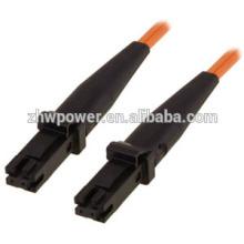 MU / MTRJ conector de fibra óptica