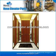Villa Lift, Elevators for Apartment, Wooden Decoration Elevator