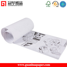 ISO High Qualitity 80 GSM Plotter Drawing Paper