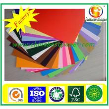 Virgin Pulp Color Offset Paper 250GSM