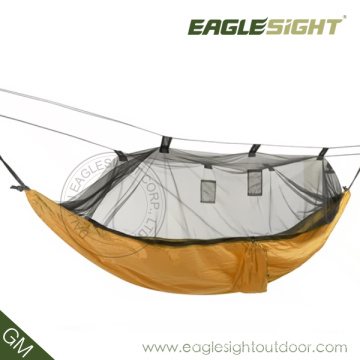 Backpacking Mosquito Net Polyester Hammock