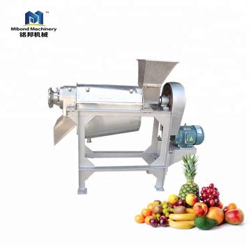 Jugo anaranjado del Juicer anaranjado de Apple del mango de la fruta del acero inoxidable de la eficacia alta que hace la máquina
