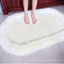Gestreifte Teppiche und Teppiche, 1200d Seide Teppich für Wohnzimmer
