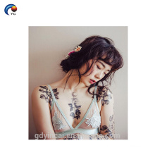Large size arm tattoo sleeves for sex lady with competitive price in YinCai