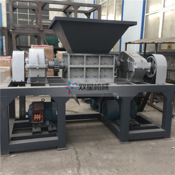 Industrial Shredder Metal Plant dijual