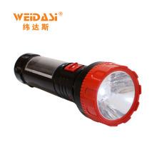Großhandel wiederaufladbare explosionsgeschützte LED Taschenlampe mit langer Lebensdauer Batterie