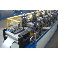Mecanizado automático completo YTSING-YD-0362 Rollo de la puerta del obturador que forma la máquina que corta sin parar