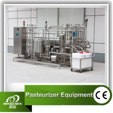 Milk Pasteurizer for Fruit Juice